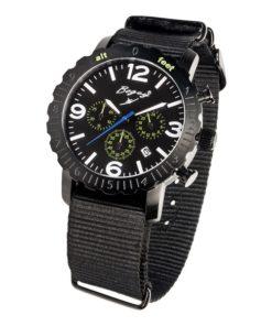 Relógio masculino Bogey BSFS002GRBK (44 mm)