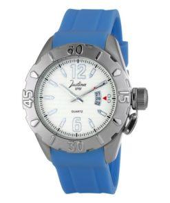 Relógio masculino Justina 11878A (47 mm)