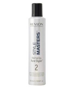 Laca de Fixação Normal Style Masters Revlon (325 ml)