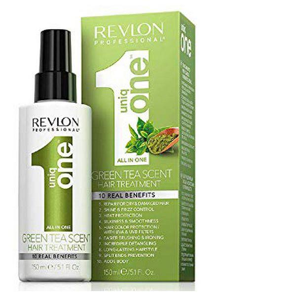 Tratamento Capilar Protetor Uniq One Green Tea Revlon (150 ml)