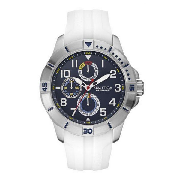 Relógio masculino Nautica NAI12514G (44 mm)