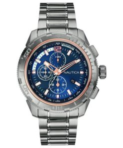 Relógio masculino Nautica NAI24500G (45 mm)