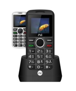 "Telefone Telemóvel ORA Mira S1701 1,77"" LCD Dual SIM FM Branco"