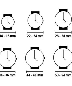 Relógio masculino 666 Barcelona 237 (43 mm)
