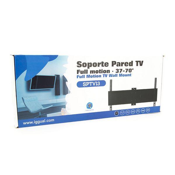 "Suporte TV iggual SPTV13 IGG314500 37""-70"" Preto"