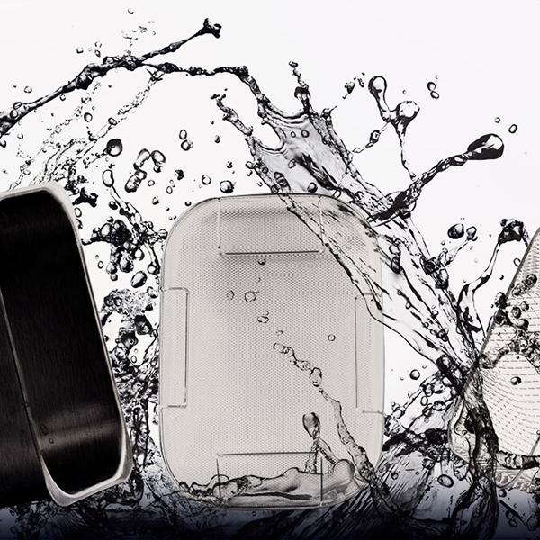 Fritadeira Cecotec CleanFry Infinity 3000 3 L 2400W Preto Inox