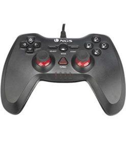 Comando Gaming NGS NGS-GAMING-0015 PC/PS3 USB LED Preto