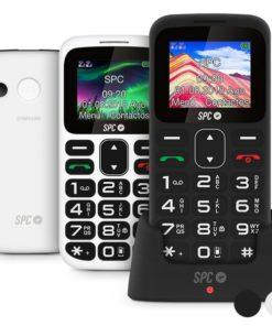 Telefone Móvel para Idosos SPC Symphony 2 Bluetooth FM 800 mAh