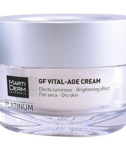 Creme de Dia Hidratante Platinum Gf Martiderm (50 ml)