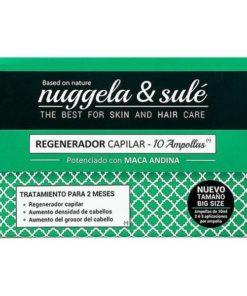 Regenerador Capilar Nuggela & Sulé (10 uds)