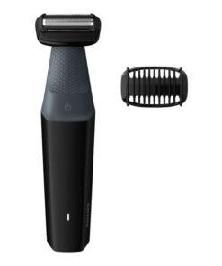 Barbeador elétrico Philips BG3010/15 Recarregável Preto