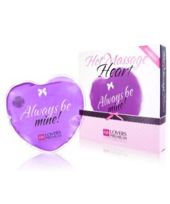 Coração de Massagem Hot XL Be Mine LoversPremium E22031