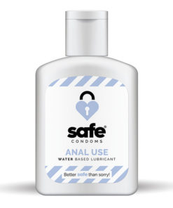 Lubrificante Use Anal (125 ml) Safe 21845
