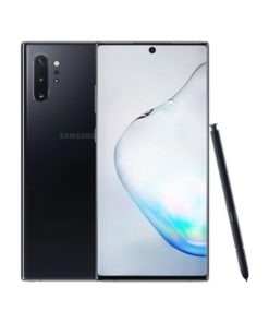 "Smartphone Samsung Galaxy Note 10+ 6,8"" Octa Core 12 GB RAM 4300 mAh Preto"