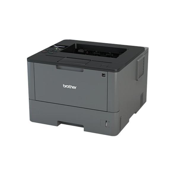 Impressora Duplex USB Brother HLL5000DYY1 40 ppm 128 MB