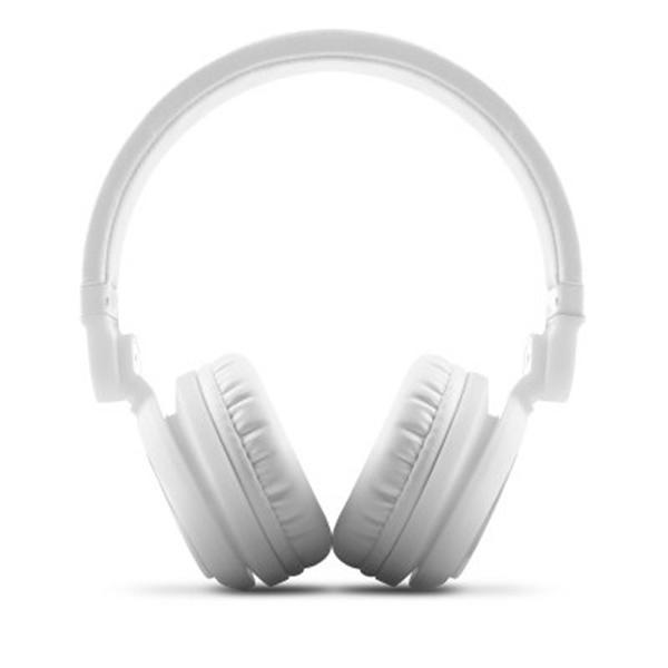 Auriculares com microfone Energy Sistem DJ2 426737 Brancos