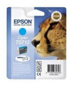 Tinteiro de Tinta Original Epson C13T071240 Ciano