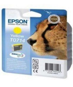Tinteiro de Tinta Original Epson C13T071440 Amarelo