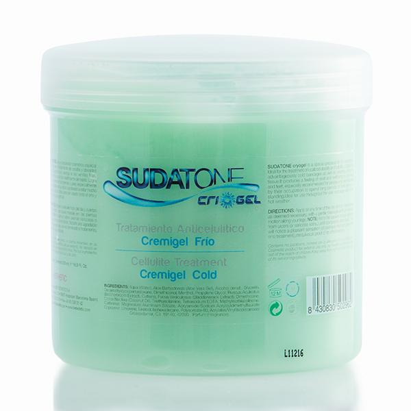 Gel Anticelulítico Sudatone Cryogel Cold 500ml