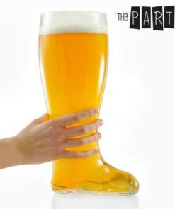 Copo de Cerveja XXL tipo Bota (2L)
