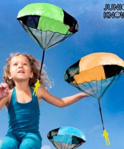 Paraquedista de Brincar