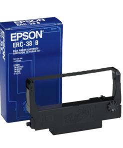 Fita de impressora de agulhas original Epson C43S015374 Preto