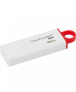 Pendrive Kingston FAELAP0240 DTIG4 32 GB USB 3.0 Branco Vermelho
