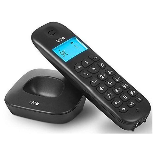 Telefone sem fios SPC NTETIN0092 7300N 1 x RJ11 Preto