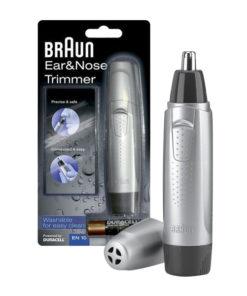 Aparadores de Cabelo Braun EN10 Ear&Nose 1 AA