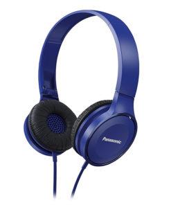 Auriculares Panasonic RPHF100EA Azul