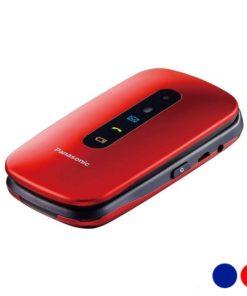 "Telefone Móvel para Idosos Panasonic Corp. KX-TU456EXCE 2,4"" LCD Bluetooth USB"
