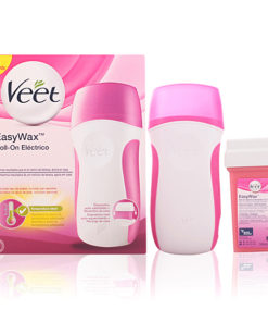 Veet - EASY WAX roll-on eléctrico kit