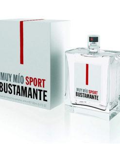 Bustamante - MUY MIO SPORT edt vaporizador 100 ml