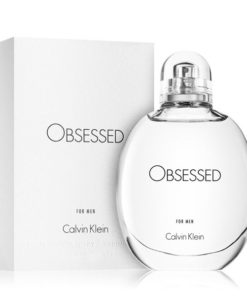 Men's Perfume Obsessed Calvin Klein EDT