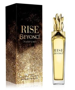 Perfume Mulher Beyonce Rise Singers EDP