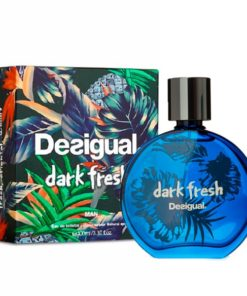 Men's Perfume Dark Fresh Man Desigual EDT