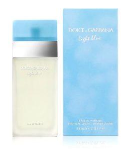 Perfume Mulher Light Blue Dolce & Gabbana EDT