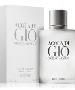 Men's Perfume Acqua Di Gio Homme Armani EDT