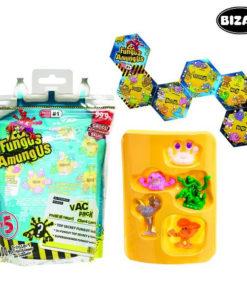 Brinquedos Fungus Amungus Bizak 2505 (5 pcs)