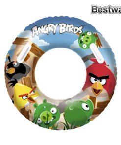 Flutuador Insuflável Angry Birds Bestway 112692
