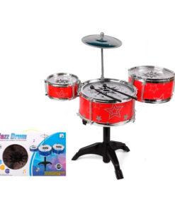 Bateria Musical Jazz Drum
