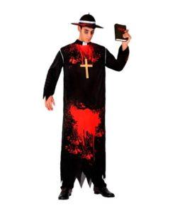 Fantasia para Adultos Padre Sangrento (1 Pcs)
