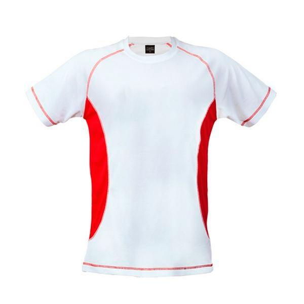 T-Shirt de Desporto de Manga Curta Unisexo 144473