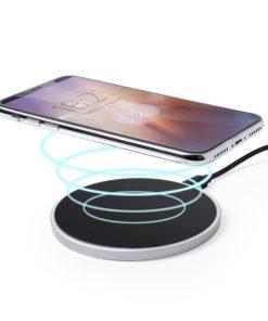 Carregador Sem Fios para Smartphones Qi Preto 146130
