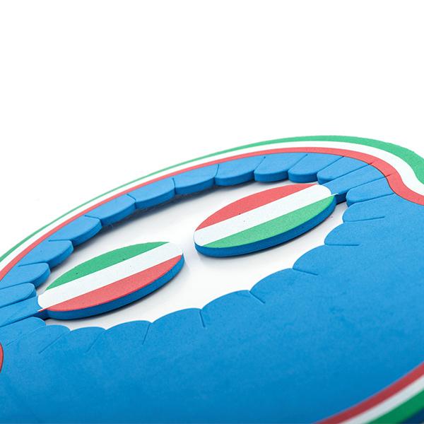 Pala com a Bandeira da Itália