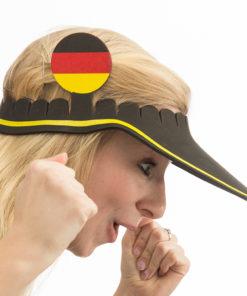 Pala com a Bandeira da Alemanha