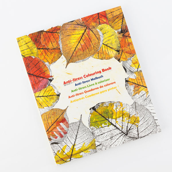 Livro de Colorir Anti-Stress