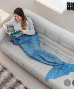 Manta Sereia Snug Snug One Mermaid
