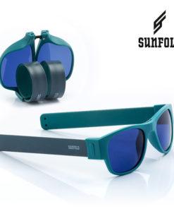 Óculos de sol enroláveis Sunfold AC4