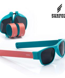 Óculos de sol enroláveis Sunfold AC1